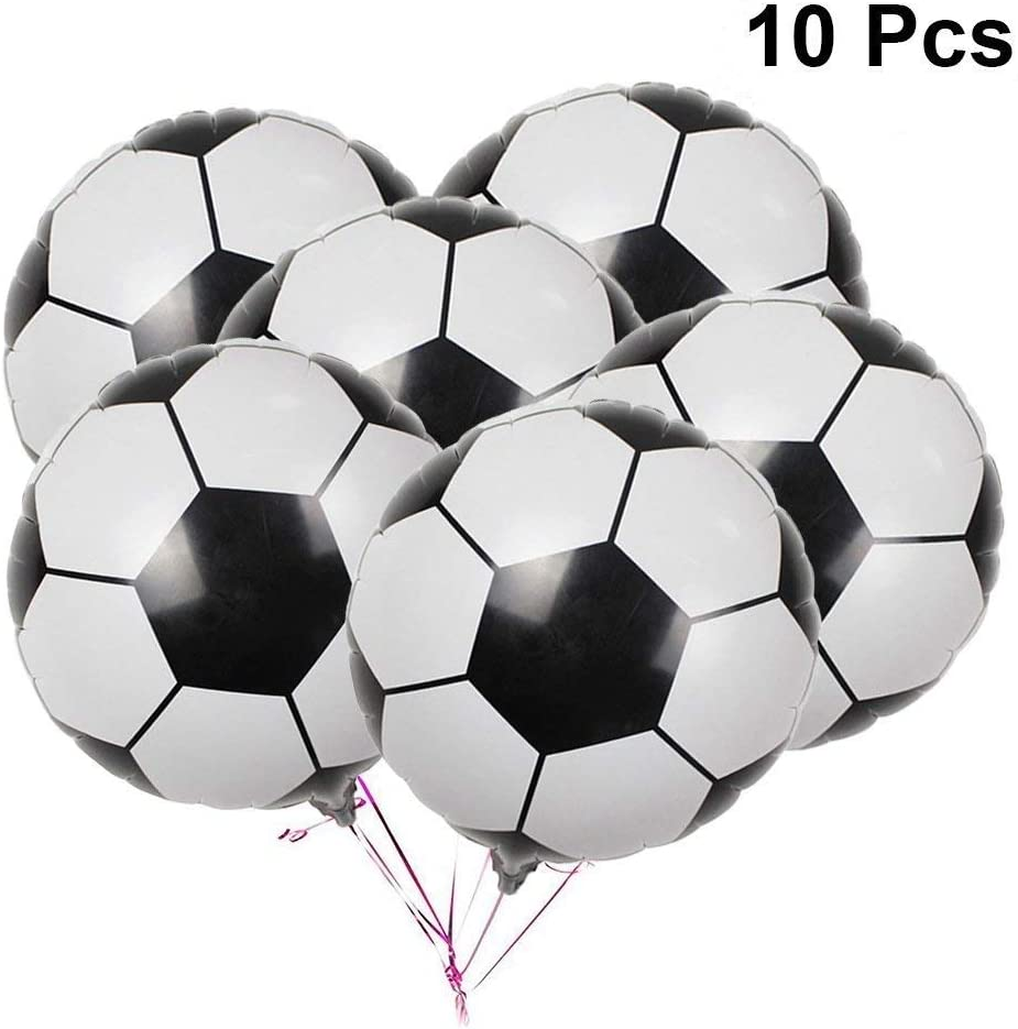 Makfort 58 Pcs Balloons Set Black Gold Balloon And Gold Confetti Balloons With R