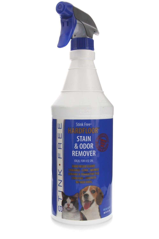 Stink Free Hardfloor Pet Stain & Odor Remover 32 Fl.oz.