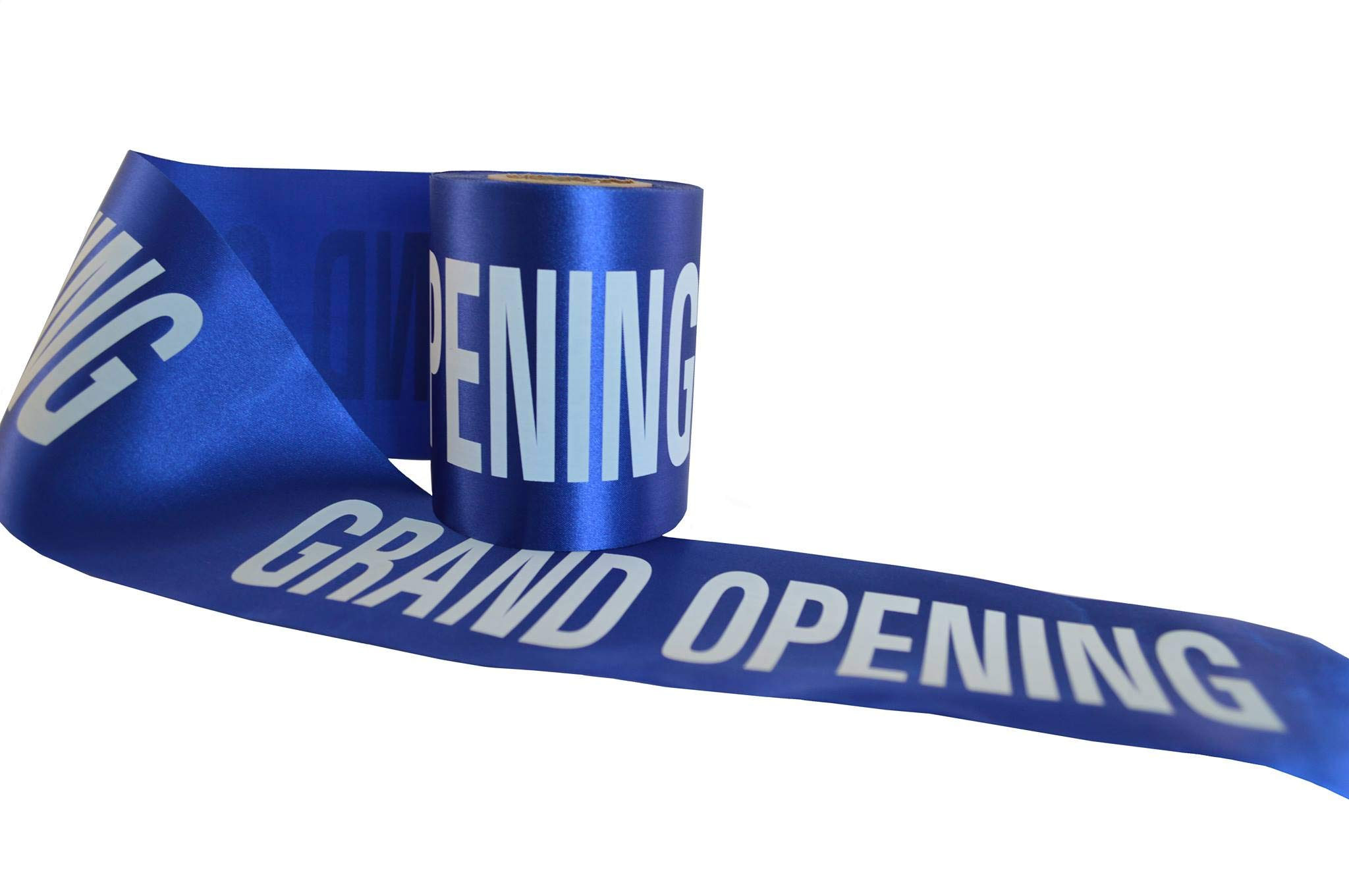 Grand Opening Ceremonial 4 inch 25 Yards Printed Ribbon