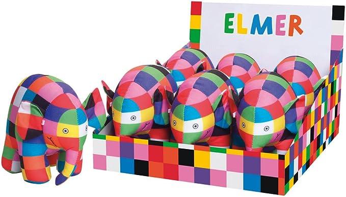 Jemini - Animal de Peluche Elmer Barrio Sésamo (22601): Amazon.es: Juguetes y juegos