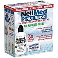 NeilMed Original Sinus Rinse Kit