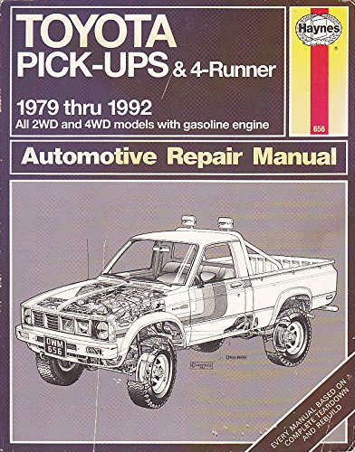 toyota pickup manual - 4