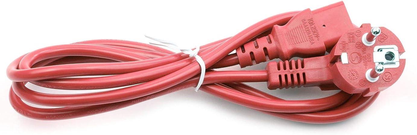 S Conn Maximum Connectivity Kaltgerätekabel Elektronik