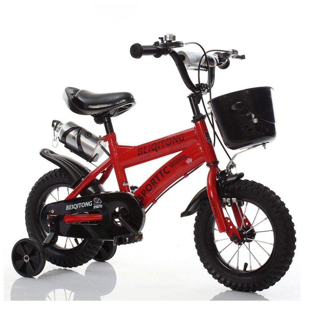 リアル 子供の自転車12|14|16|18|20インチ屋外の子供の赤ちゃんキッドマウンテンバイク黒のトレーニングホイールで2歳から11歳の男の子の女の子の贈り物|プラスチックバスケット|ウォーターボトル安全ダンピング 20 20 赤 inches inches 赤 B078KGZKGR, ニシイバラキグン:c1254a79 --- greaterbayx.co