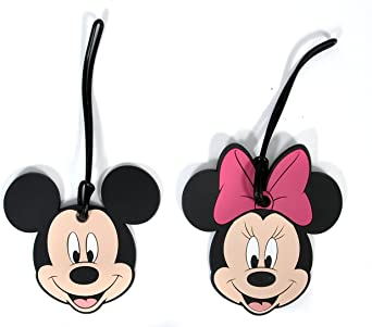 Disney Luggage Tags