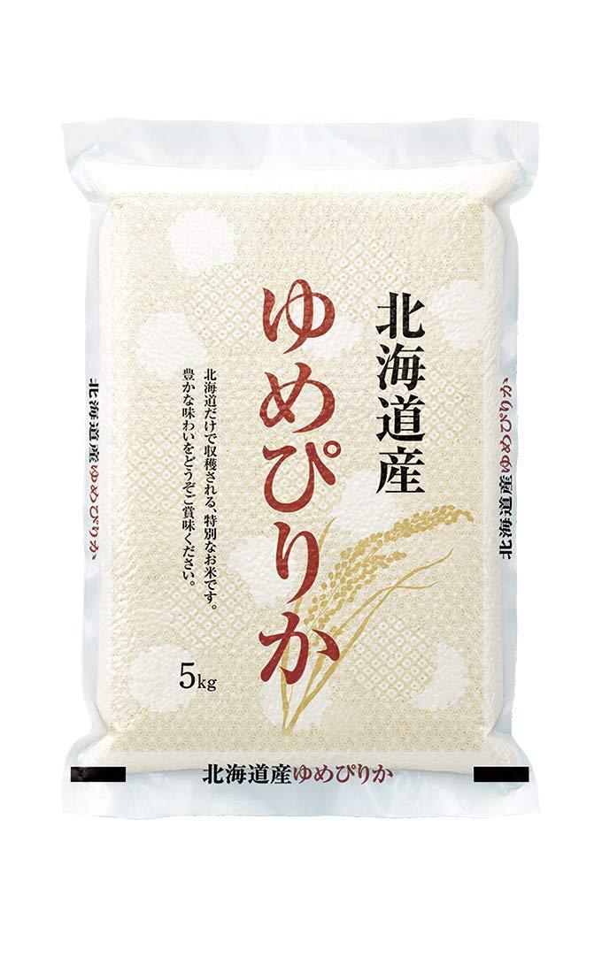 米袋 ラミ 真空 北海道産ゆめぴりか ぼたん雪 5kg 1ケース(500枚入) VN-0003 B07NFX19N5 1ケース(500枚入) 5kg用米袋