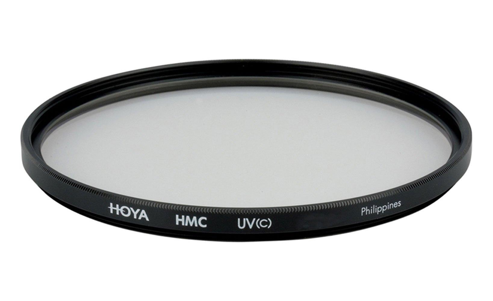 Hoya 55 mm UV(C) Digital HMC Screw-in Filter, Black