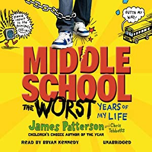 Middle School Audiobook
