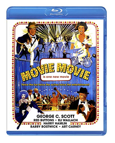 Movie Movie (1978) [Blu-ray]