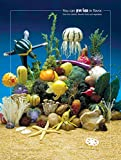 Under the Sea Foodscapes Laminated Poster 18 x 24in