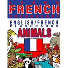 Learn French Vocabulary - English/French Flashcards - Animals