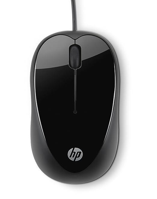 833 opinioni per HP X1000 Mouse USB con cavo, sensore ottico