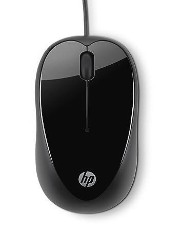 HP X1000 Optische Maus mit Kabel schwarz: Amazon.de: Computer & Zubehör