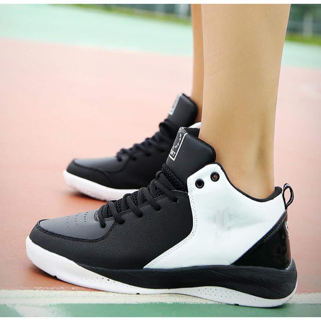 Zxcvb Studenten Herbst und Winter verschleißfeste Shock-absorbierende Basketballschuhe High-Top-Stiefel High-Top-Stiefel High-Top-Stiefel Mode Schuhe (3 Farben optional) 69f163