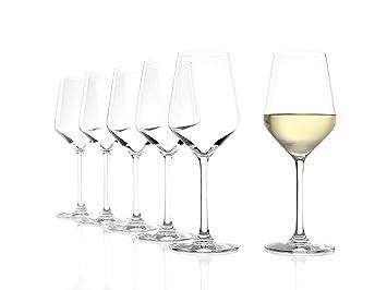Weißweingläser stölzle lausitz weißweingläser revolution 365ml 6er set hoch