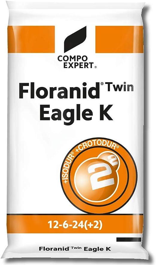 Compo Expert Fertilizante Duradero Césped Floranid Doble Eagle k ...