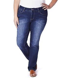 Amazon.com: Jag Jeans - Vaquero recto de ópalo para mujer ...