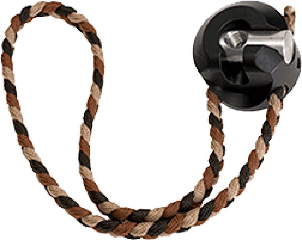 Shrewd Swivel Disconnect W-Integrated Wrist Sling Black