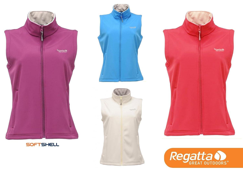 Regatta Womens Lilou Iii Water Repellent and Wind Resistant Bodywarmer Softshell