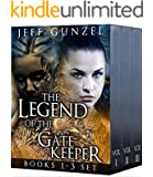 Legend of the Gate Keeper Omnibus: Books 1-3: Land of Shadows, Siege of Night, Lost Empire