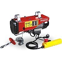 Mecafer 470102 - Montacargas eléctrico (100/200 kg)