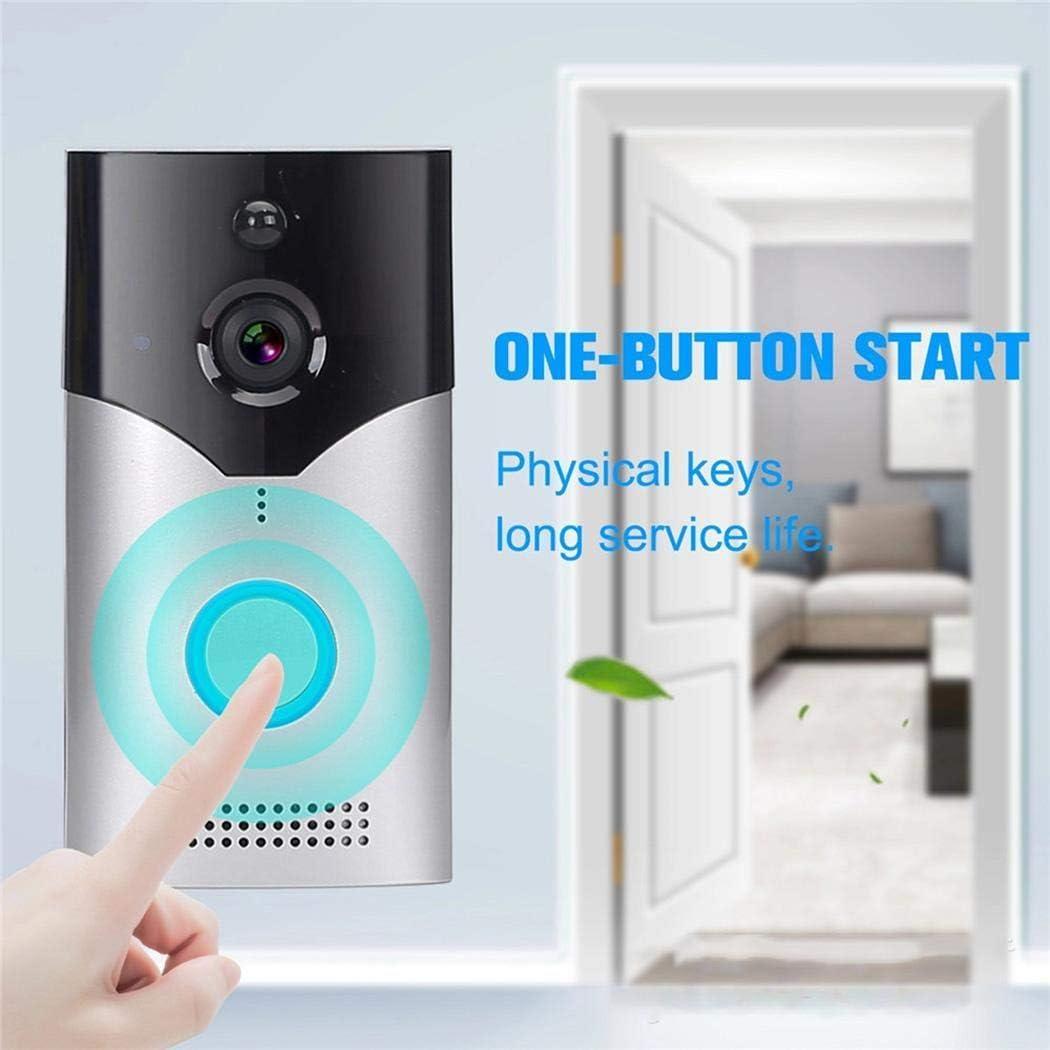 Yionloe M17 Wireless Remote Home Surveillance Video Smart Doorbell Kits