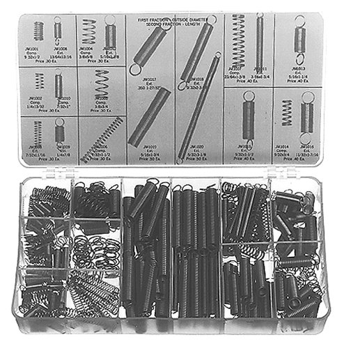 Rotary 14 Aftermarket 200-Piece Universal Spring Assortment