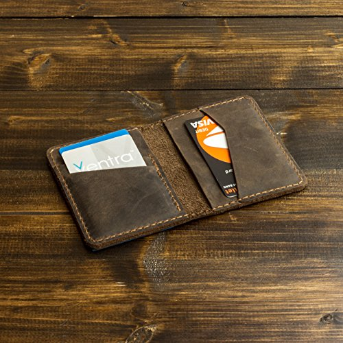 Buy handmade leather wallets