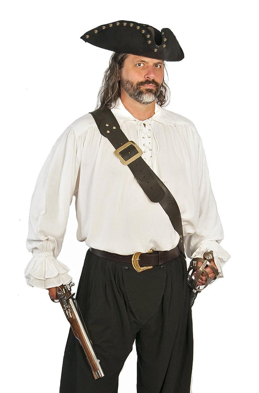 Swashbucklin' Men's Privateer Pirate Shirts & Vests | Deluxe