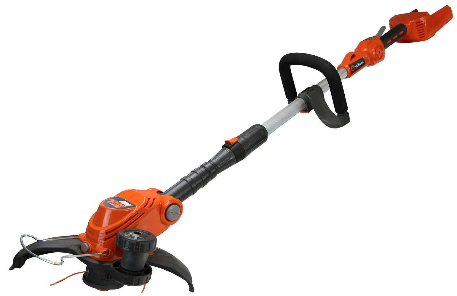 Redback 106065 40V Cordless Li-ion Line Edger/Trimmer - Battery and Charger Not Included