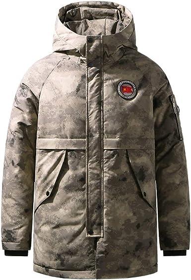 Qifengshop Chaqueta de algodón de invierno chaqueta larga delgada ...