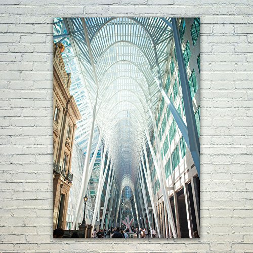 Westlake Art Brookfield Canada   12X18 Poster Print Wall Art   Modern Picture Photography Home Decor Office Birthday Gift   Unframed 12X18 Inch  8C0b E07f2