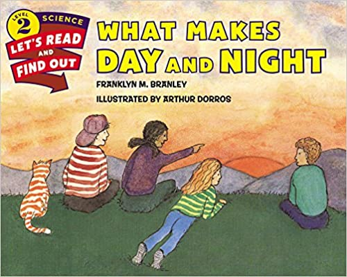 What Makes Day And Night por Franklyn M. Branley epub