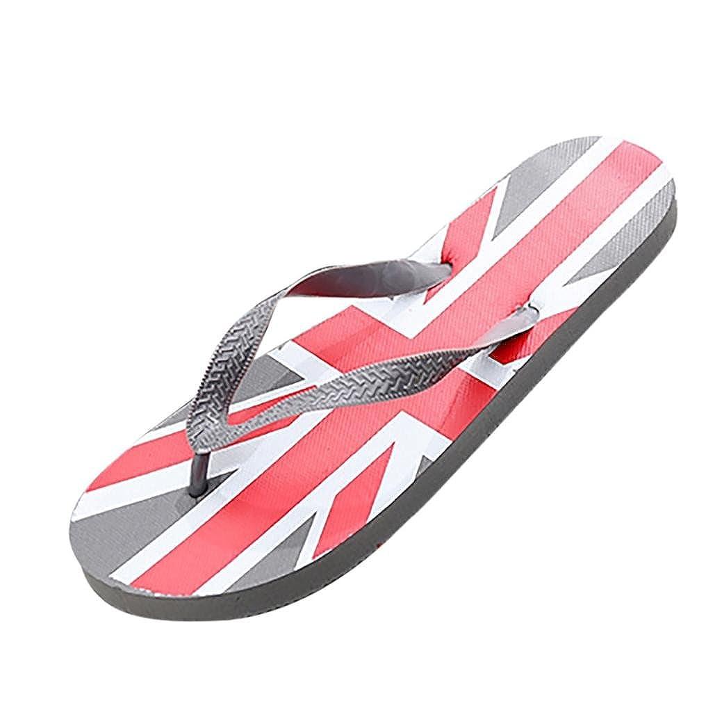Hombres Sandalias Zapatos, Zapatillas Ocasionales de la Moda de los Hombres Zapatillas de Playa al Aire Libre Sandalias de la Comodidad