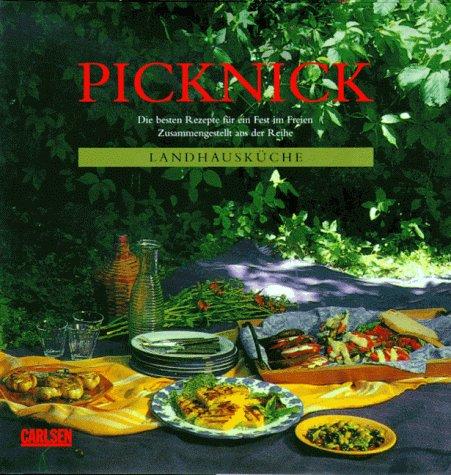Picknick. Landhausküche
