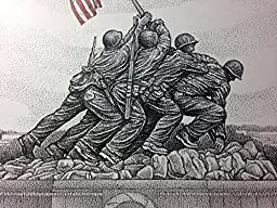 Marine Corps War Memorial (Iwo Jima Flag Raising) 11\