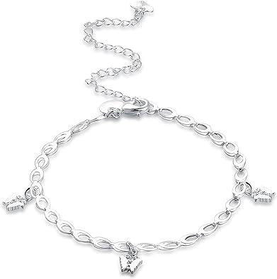 bracelet femme argent papillon