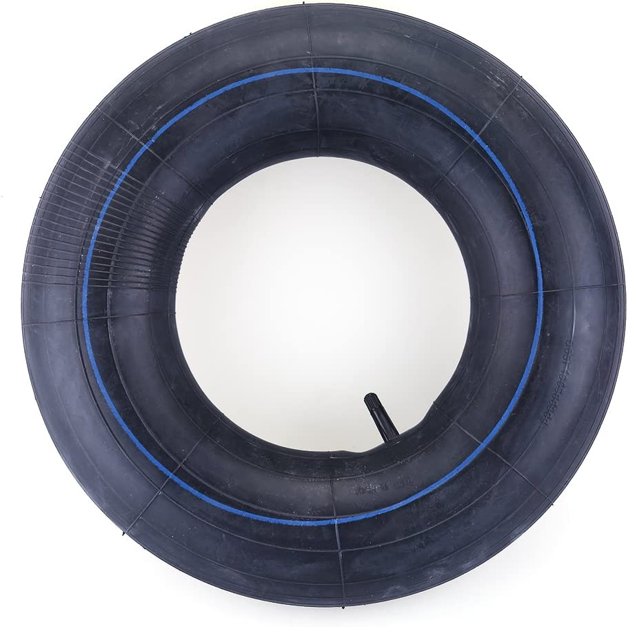 16X6.50-8 16X7.50-8 Inner Tube for Lawn Mower, Snow Blower, ATV, Farm Tractor, Wheelbarrow, Trailer Implement - Heavy-Duty Replacement Inner Tube with TR-13 Straight Stem Valve