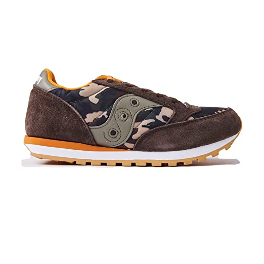 Sneakers Saucony SY57787/BROWN jazz original kids nuova collezione autunno inverno 2017/2018