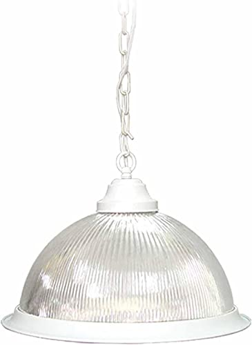 Volume Lighting V1840-15 1-Light Glass Pendant