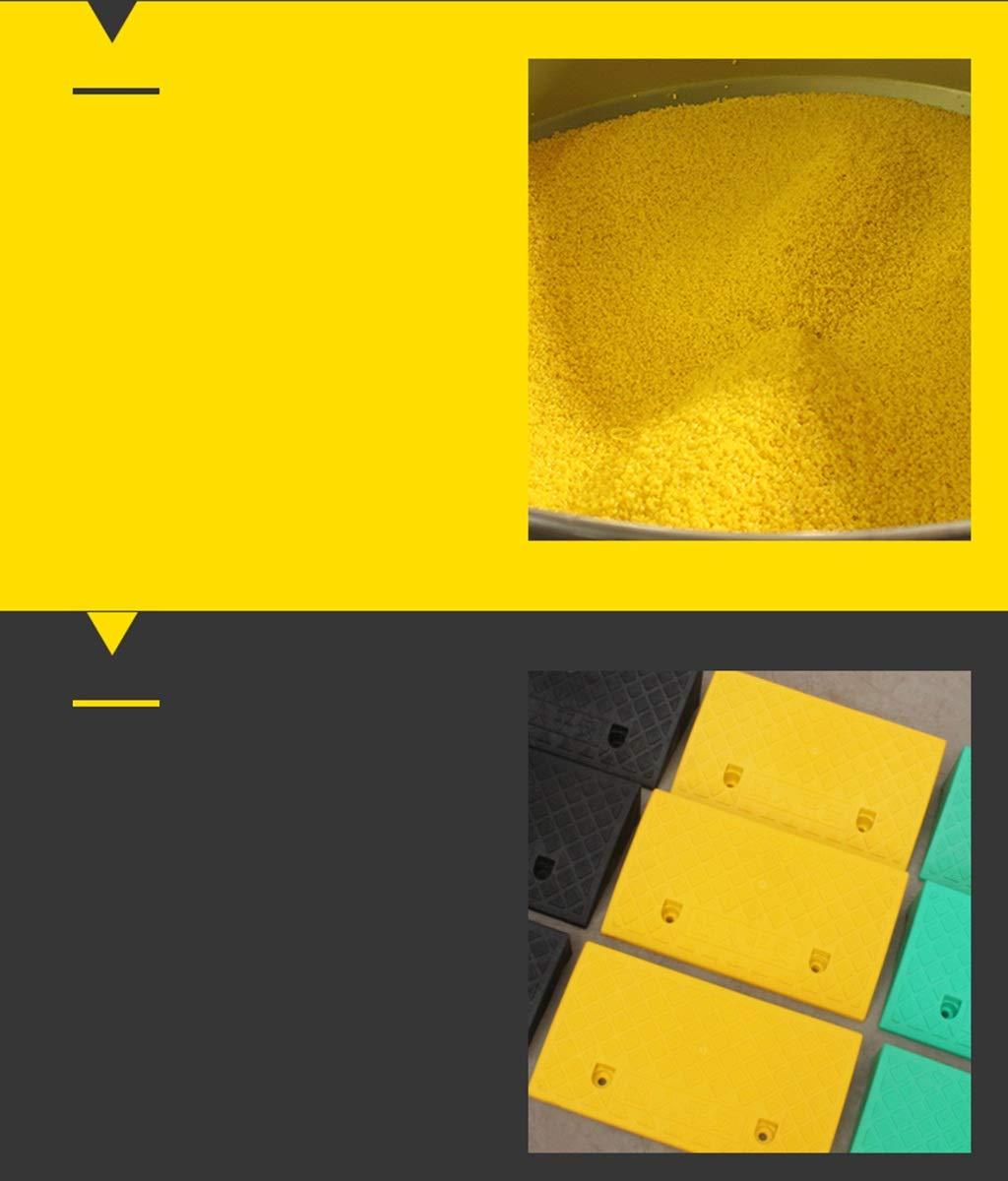 Q-kerb Q-kerb Q-kerb ramps Kunststoff Slope Pad, Schritt Straße Zahn Aufstieg Pad Die Mall Parkplatz Autowäsche Dreieck Pad Slope Pad Schwelle Rampen, 5-9 cm (Farbe   Gelb, größe   50  27  7CM) B07NPC4G4B | Exquisite (in) Verarbeitung  c9eb65