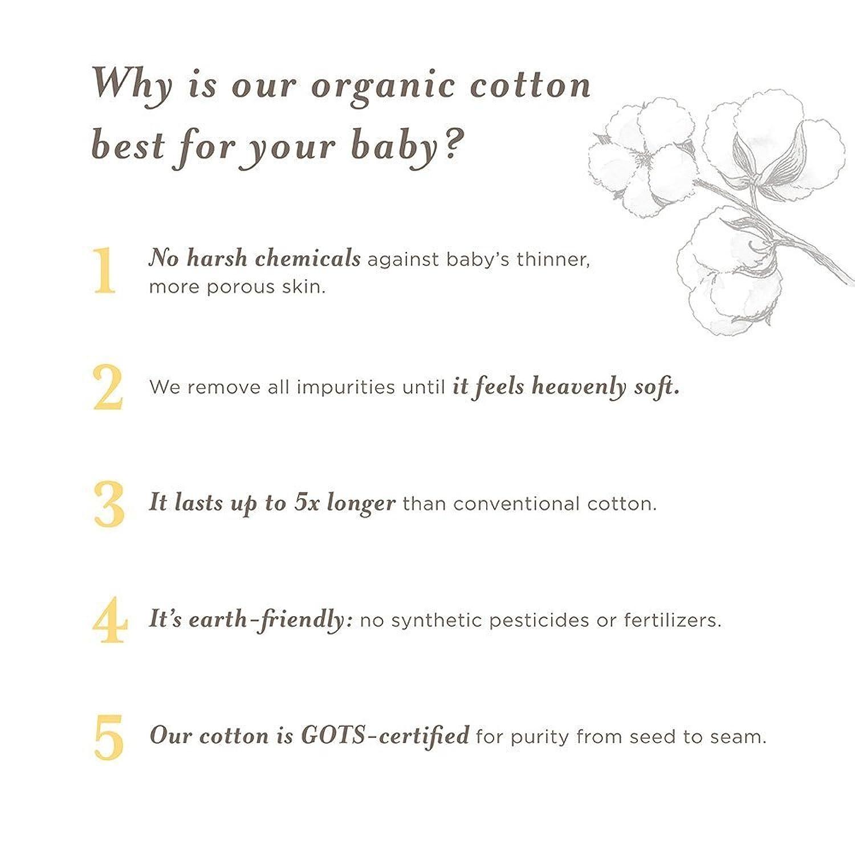 Amazon Burt s Bees Baby Baby Organic Zip Front Hoo Clothing