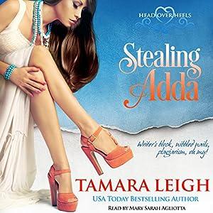 Stealing Adda Audiobook