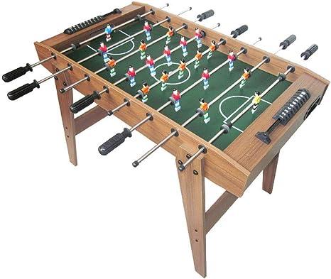 JKLL La competición de la Tabla de Juego del fútbol de la Tabla de futbolín clasificó la arcada del fútbol for el Deporte Interior de la Sala de Juegos: Amazon.es: Deportes y