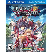 Xseed The Legend of Heroes Trails of Cold Steel - PlayStation Vita
