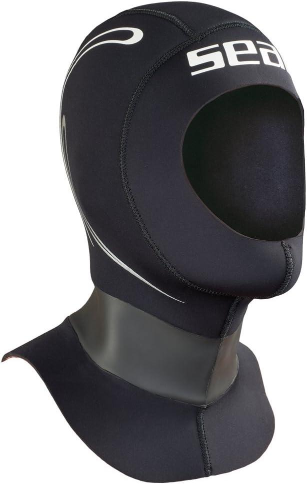 Seac Tekno Capucha T/écnica de 5 mm