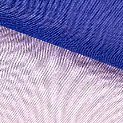 StoffWerning Tüll Uni - Tela de Tul, Color Azul Real, se Vende por ...