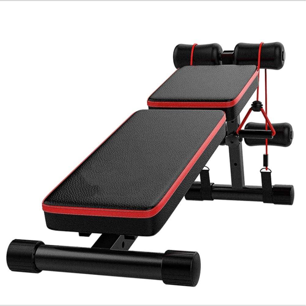 調節可能な弧状の衰退は、全身運動のためのベンチクランチボードエクササイズフィットネストレーニング、多機能フィットネス機器を、