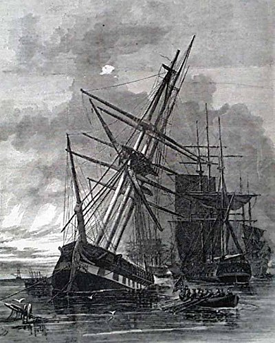 - Many prints on the Civil War - Harper's Weekly, January 11, 1862 original, not a reprint - Port Royal, South Carolina - The Defenses of Washington