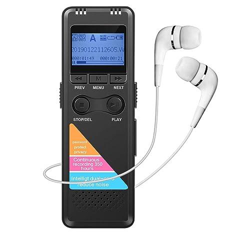 8g 16g Tragbare Digitale Voice Recorder Professional Multifunktions Usb Aufladbare Lcd Display Diktiergerät Hohe Sicherheit Digital Voice Recorder